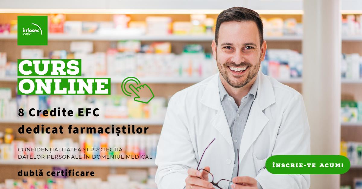 Credite efc farmacisti 2016 online